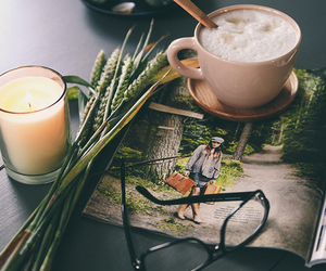 coffee and candle image