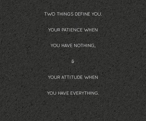 quote, life, and attitude image