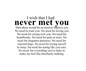quotes, sad, and wish image