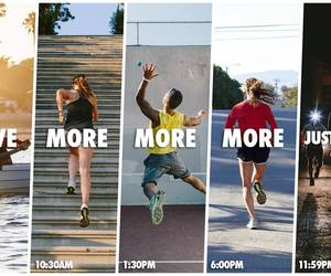 fit, fitness, and Just Do It image