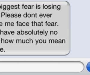 love, fear, and quote image