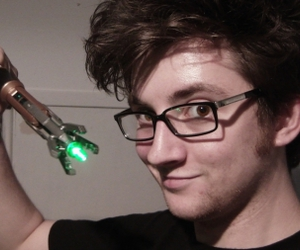 dailybooth, doctor who, and sonic screwdriver image
