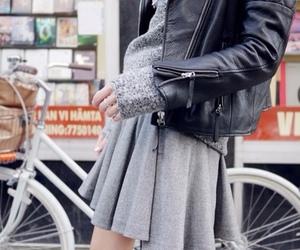 bike and fashion image