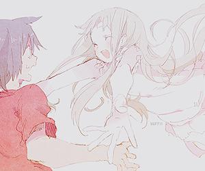 anime, anime girl, and ano hana image