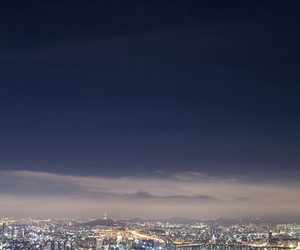 lights and seoul image