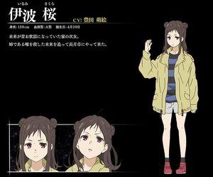 anime, kyokai no kanata, and kyoukai no kanata image