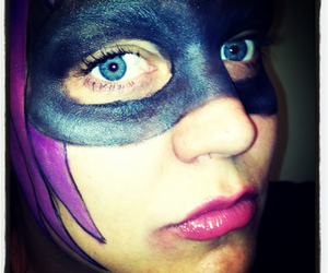 Halloween, kickass, and makeup image