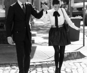 love, couple, and kourtney kardashian image