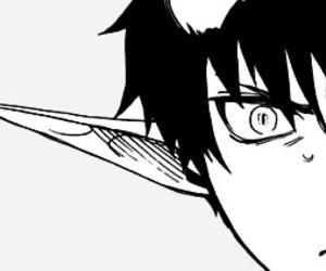 anime and ao no exorcist image