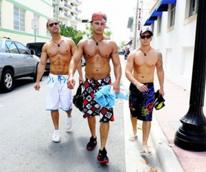 jersey shore, pauly d, and mike image