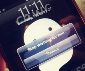 wish, 11:11, and text image
