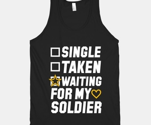 army, girlfriend, and military image