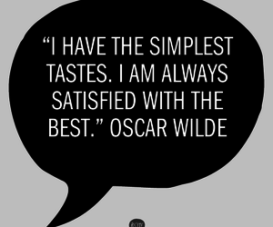 literature, oscar wilde, and quote image