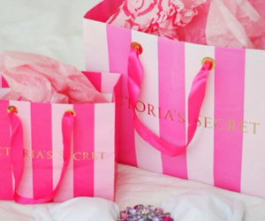 Victoria's Secret, pink, and fashion image