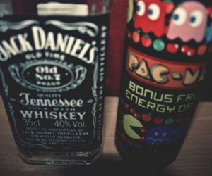 drink, jack daniels, and alcohol image