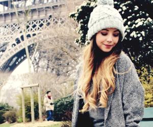 paris, zoella, and girl image