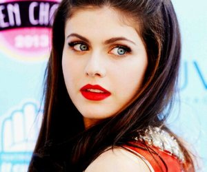 alexandra daddario, actress, and percy jackson image