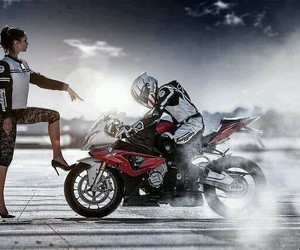 bike, boy, and couple image