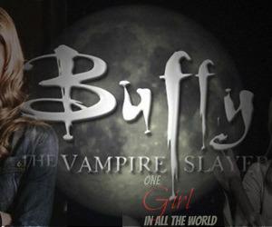 buffy and buffy the vampire slayer image