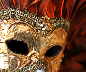 carnevale, carnival, and italy image