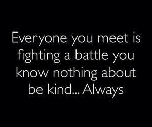 battle and kind image