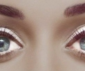 eyes, makeup, and katy perry image