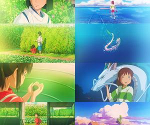 animation, art, and chihiro image