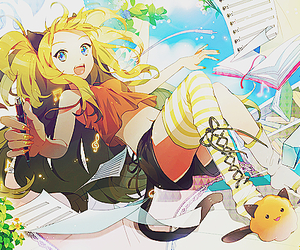 anime, vocaloid, and kawaii image