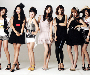 girls generation, snsd, and so nyuh shi dae image