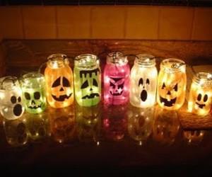 Halloween and lights image