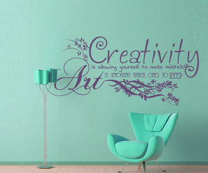 art, purple, and quote image