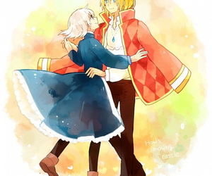 howl's moving castle and Howl image