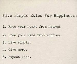 happiness, life, and love life image