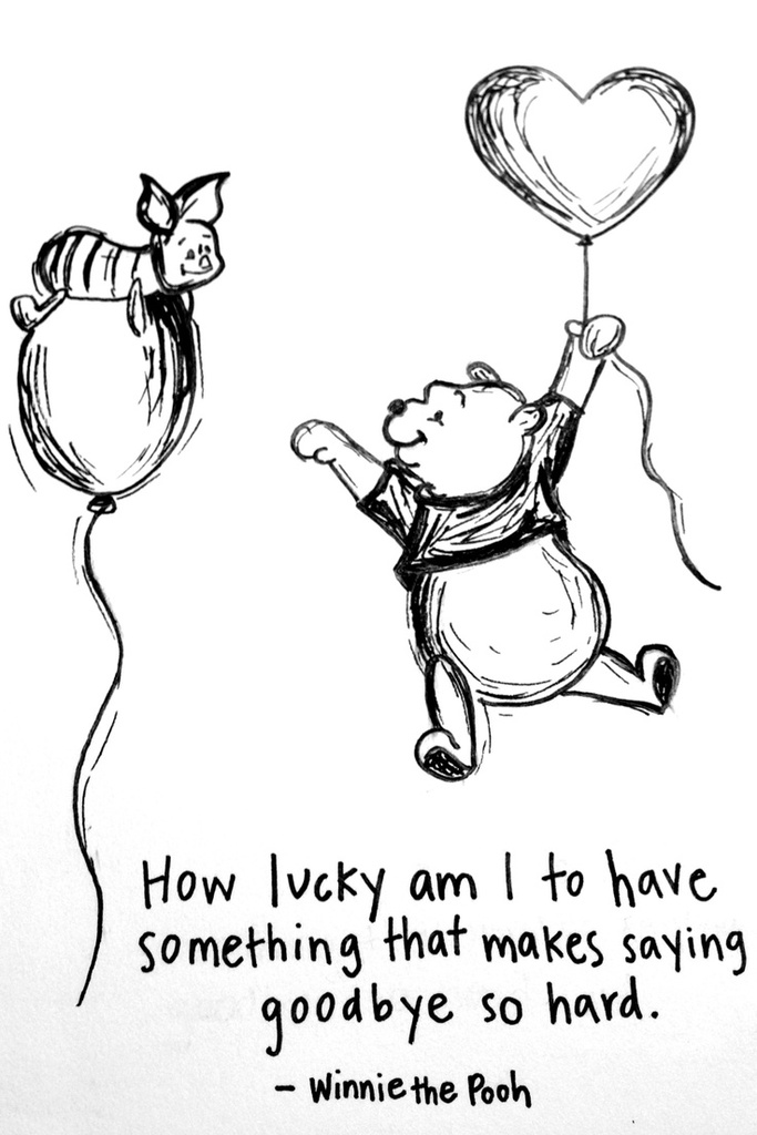 Winnie The Pooh And Piglet Quotes About Friendship Extraordinary Winnie The Pooh  Well Said On We Heart It