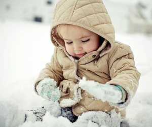 snow and cute image