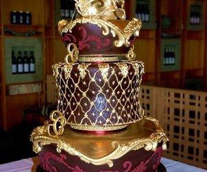 mask cake image
