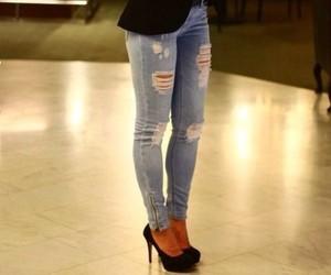 fashion, heels, and high heels image