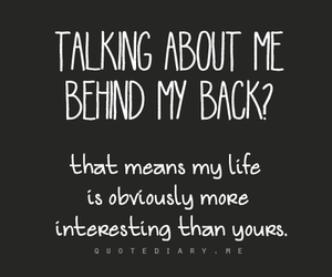life, quotes, and back image