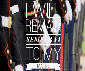 Marines, military, and quotes image