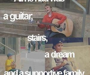 justin bieber, Dream, and family image