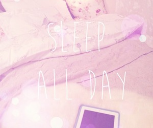 sleep, all, and bed image