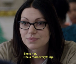 Hot and orange is the new black image