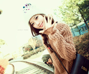 ulzzang, asian, and asian girl image