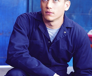 gorgeous, prison break, and michael scofield image