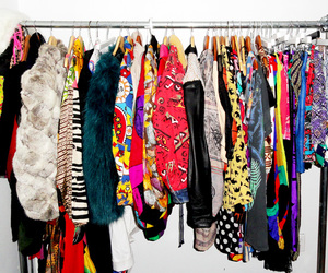 clothes, fashion, and colorful image