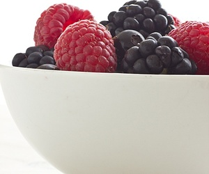 berries, blackberry, and fruit image
