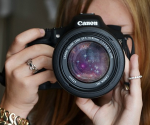 canon and girl image