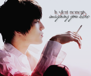 asian, dbsk, and Hot image