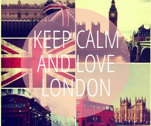 beautiful city, london ♥, and love image