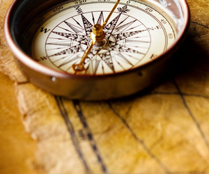 clock, love, and compass image